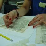 Test solubilità degli inchiostri