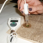 Test misurazione del Ph
